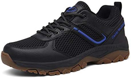 アウトドアシューズ ハイキング メンズ レディース 通気 登山 軽量 スポーツシューズ 靴 大きいサイズ 24.0cm ローカット トレッキング スニーカー 男性 ブラックメッシュ 厚底 幅広 運動 防滑 登山靴 ウォーキング クライミングシューズ