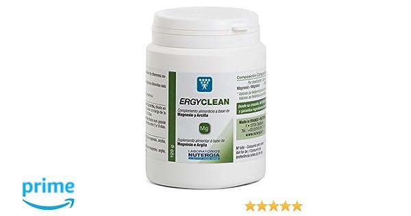 Nutergia Ergyclean Complemento Alimenticio - 120 gr: Amazon.es: Salud y cuidado personal