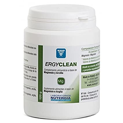Nutergia Ergyclean Complemento Alimenticio - 120 gr