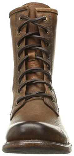 Women's Cognac Jenna Combat Boot Frye dzq1wUd