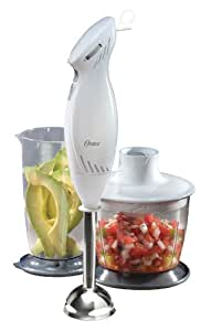 Oster 2605-33 Hand Blender with Cup and Chopper