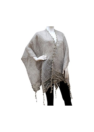 Essential Women's Open Asymmetrical Hem Vest Cardigan (Halloween Safety Rhymes)