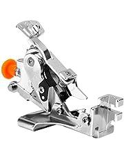 ULTNICE Rolled Hem Pressure Foot Sewing Machine Presser Foot Hemmer Sewing Machine Tool Accessories for DIY Sewing Crafts