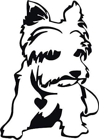 "3.5/"" PERSONALIZED FAMILY DOG vinyl decal car window laptop sticker custom"