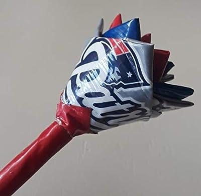 New England Patriots NFL Duct Tape Flower PEN Superbowl LII 52