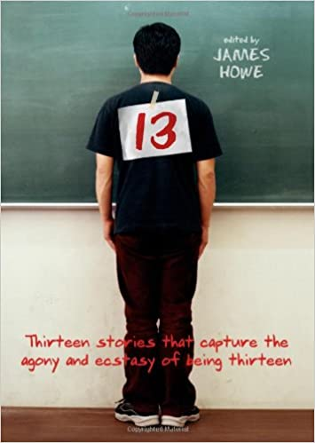 Book 13: Thirteen Stories That Capture the Agony and Ecstasy of Being Thirteen