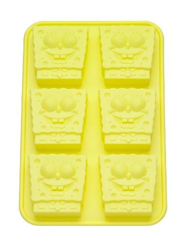 Spongebob 20501 moldes de silicona para el horno con - Moldes de silicona para horno ...