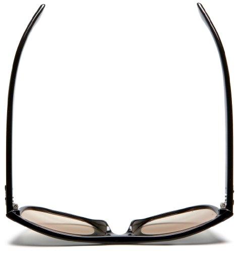 Ray-Ban 4147 SOLE Lunettes de soleil Homme Black frame/ Grey Gradient Lens