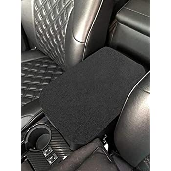 Car Center Console Cover Auto Arm Rest Cushion Pad Fits for Jeep Grand Cherokee 2010-2018 Universal Car Armrest Cover