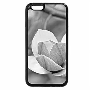 iPhone 6S Plus Case, iPhone 6 Plus Case (Black & White) - The Lovely Magnolia