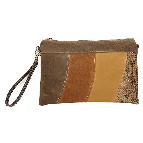 A Anther Borsa Multicolore Mano Donna v54Yx04q