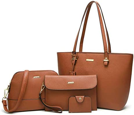 ELIMPAUL Fashion Handbags Shoulder Satchel product image