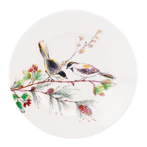 Lenox Winter Song Accent Plate