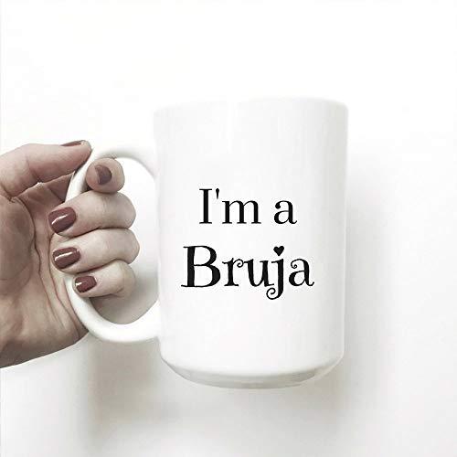 Im A Bruja Mug Secretly A Bruja Mug Witch Mug Funny Spanish Witch Gift Bruja Gift Halloween Bruja Gift Basic Bruja Funny Bruja Gift]()