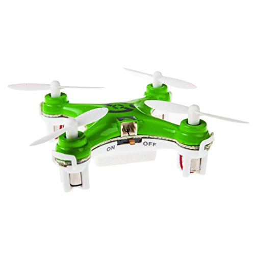 Efly Smart X Remote Control Quadcopter Drone RTF Smallest RC Toy Helicopters 4 Channel For Sale Green