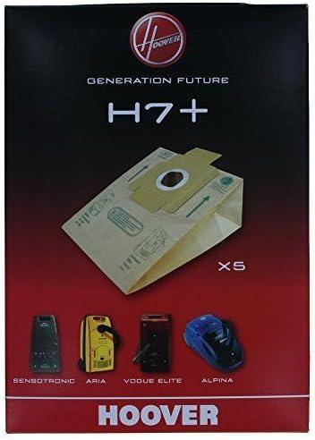 Bolsas para aspirador tipo H7+ para Hoover Alpina: Amazon.es: Hogar