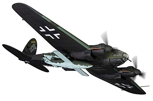 Corgi Aviation Archive 1:72 Scale Heinkel He 111H-16 Air Launch V-1 Flying Bomb Unit ()