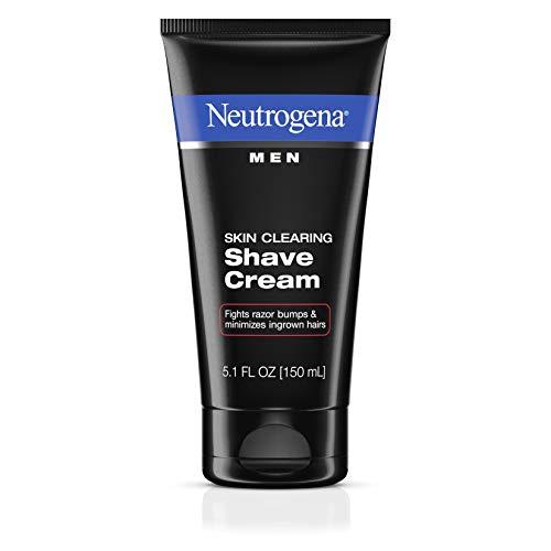 Neutrogena Men Skin Clearing Shave Cream, Oil-Free