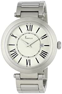Freelook Unisex HA1134M-4A Cortina Roman Numeral Matte Stainless Steel  Watch