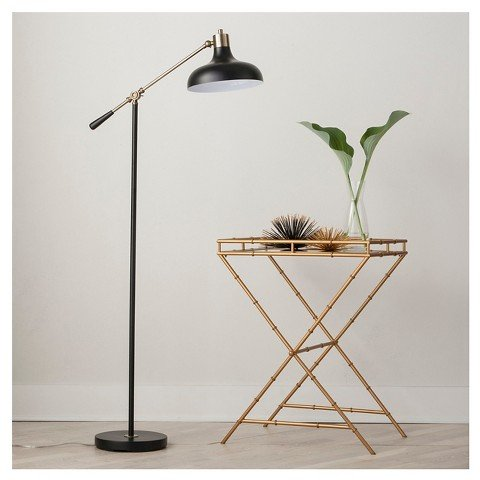 loor Lamp - Black - Threshold™ ()