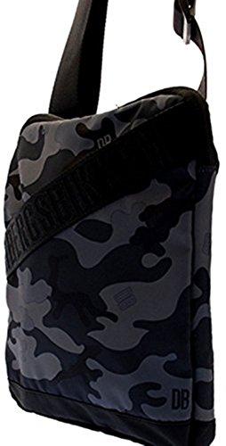 Bikkembergs , Herren Schultertasche Camouflage