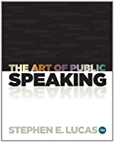 The Art of Public Speaking, 11th Edition Front Cover