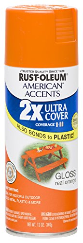 280698 American Accents Orange 12 Ounce