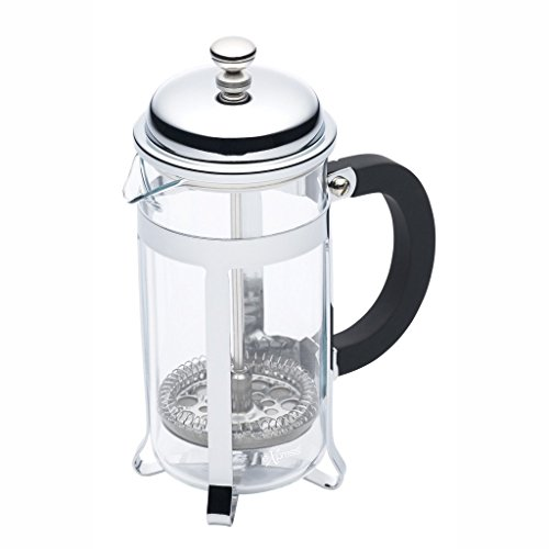 Kitchencraft Le'xpress Small 3-cup Glass / Stainless Steel Cafetière, 350ml – Review