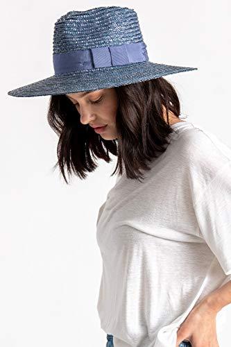 Brixton Women's Joanna Straw Sun Hat
