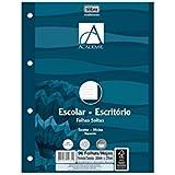 BLOCO PARA FICHÁRIO 4 FUROS A4 96 FOLHAS - TILIBRA TILIBRA