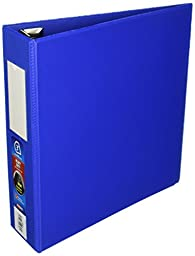 Avery Heavy-Duty Binder with 3-Inch One Touch EZD Ring, Blue (79893)