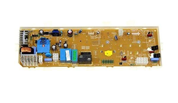 Tarjeta de control y potencia PCB referencia: prpsswb706 para Lava ...