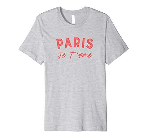 Paris Je taime, Paris I love you Graphic T-shirt