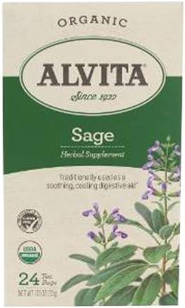Organic Sage Herbal Tea