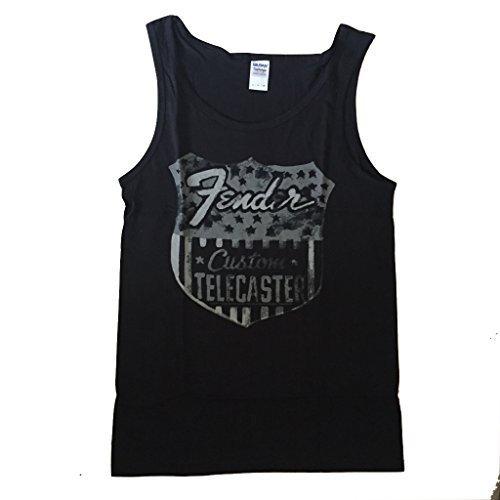 Fender - Telecaster Shield - offizielles Damen Unterhemd (T-Shirt)