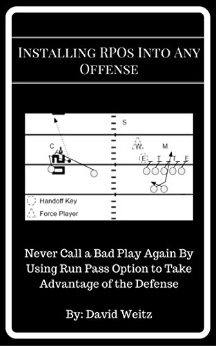 Installing RPOs Into Any Offense: Never Call a Bad Play Again By Using Run Pass Options to Take Advantage of the - Zone Offense Football
