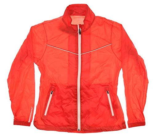 (Sun Mountain New Womens Provisional Golf Rain Jacket Medium M Red)