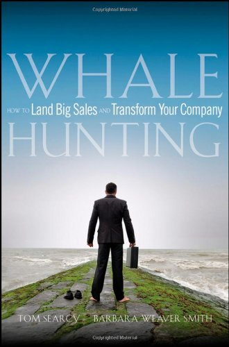 Using the ancient Inuit whale hunt as a metaphor for big sales, Whale Hunting gives you a clear nine-phase model for successfully finding, landing, and harvesting whale-sized sales accounts—the kind of sales that transform your business. Here, you'll...