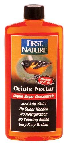 Oriole Garden (First Nature 3087 Oriole Nectar, 16-ounce Concentrate Outdoor, Home, Garden, Supply, Maintenance)