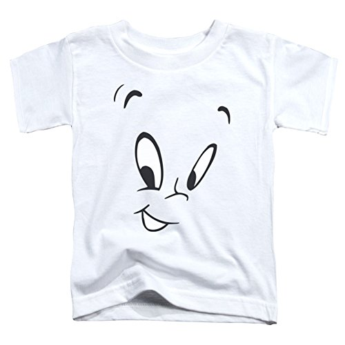 Toddler: Casper- Face Baby T-Shirt Size