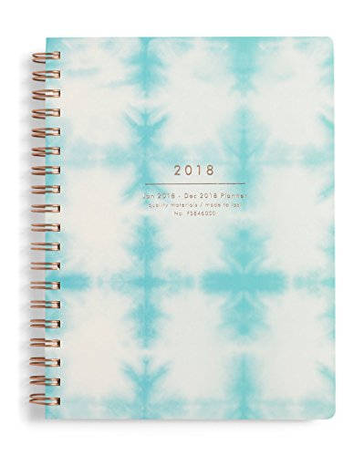 amazon com 12 month planner daily monthly calendar agenda