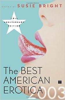 The Best American Erotica 2003