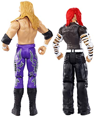 WWE Wrestlemania Jeff Hardy vs Edge 2-Pack