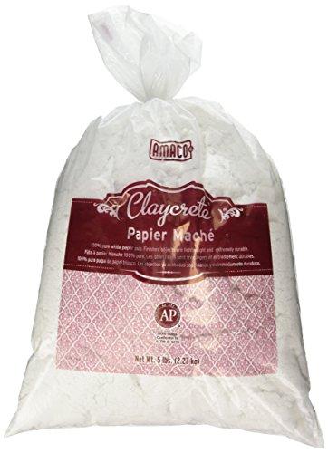 amaco-claycrete-paper-mache-5-pound-bag-white