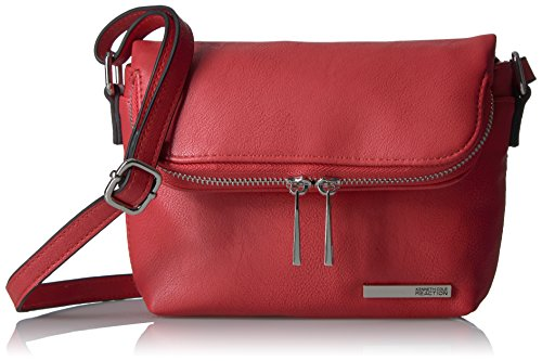 Coral Reef Bag (Kenneth Cole Reaction Wooster Street Foldover Minibag with Rfid Blocking, Coral Reef)