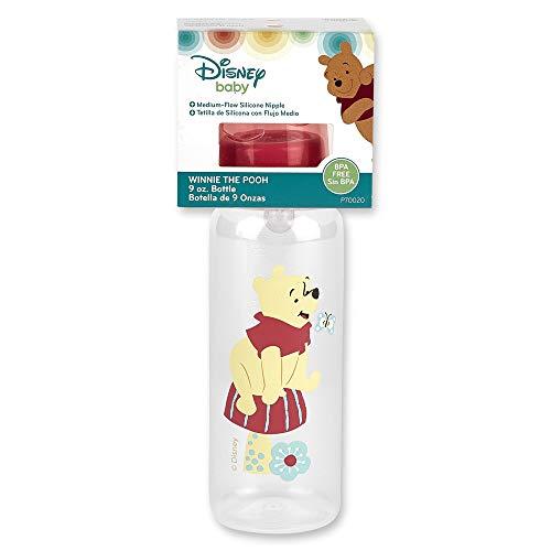 Pooh Bear Baby Bottle