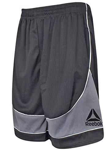 Black Pantaloncini charcoal Atletica Colori Due A Reebok pg0UwqU