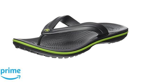 9ab2dfbbf26f Crocs Unisex Adults Crocband Flip