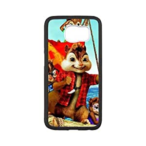 alvin and the chipmunks chipwrecked 2011 Samsung Galaxy S6 Cell Phone Case Black 53Go-250272