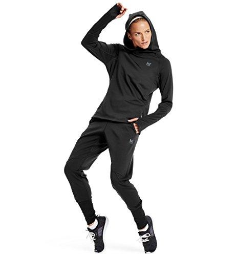 Mission Women's VaporActive Gravity Fleece Pullover Hoodie